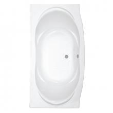"Ванна акриловая ""Фиеста"" с каркасом 194х90х63 (BAS)"
