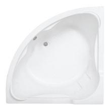 "Ванна акриловая ""Ирис"" с каркасом 150х150х57 (BAS)"