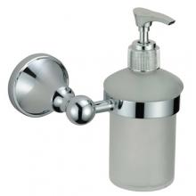"""Диспенсер ZOLLEN """"KOLN"""" (KO83424) для жидкого мыла с держателем, наст"""