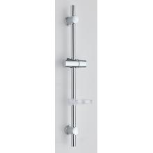 Штанга душевая ZOLLEN (SP92003) 795 мм, с мыльницей, без аксессуаров