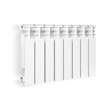 Радиатор алюминиевый литой Оазис 350/80 8 секций