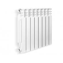 Радиатор алюминиевый литой Оазис 500/80 4 секций