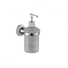 Диспенсер ZOLLEN ROSTOCK (RO83424) для жидкого мыла с держателем, настенный б/у