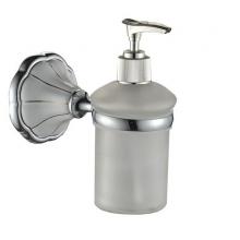 Диспенсер ZOLLEN GUBEN (GU83422) для жидкого мыла с держателем, настенный б/уп.