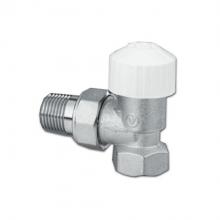 Клапан термостатический угловой ZT22 Ду 20