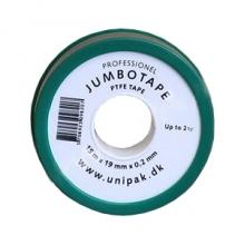Лента ФУМ JUMBOTAPE (15м х 19мм х 0,2мм)