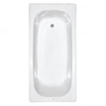 """Ванна стальная эмалир. 170 х 70 см, белая,""""Optimo"""""""