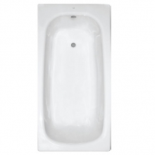 Ванна стал. 160х70 CONTESA (7235960000) ROCA