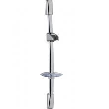 Штанга душевая ZOLLEN (SP92004) 690 мм, с мыльницей, без аксессуаров